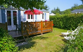 Mobile home rental in Cotentin France
