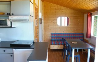 Stay in chalet in Cotentin in France