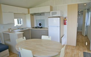 Location mobil home 4 pers Manche