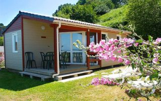 chalet rental in Normandy by the sea
