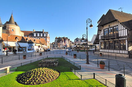 Deauville in France