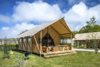 glamping lodge normandie