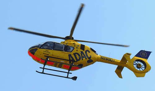 helicopter assistance adac
